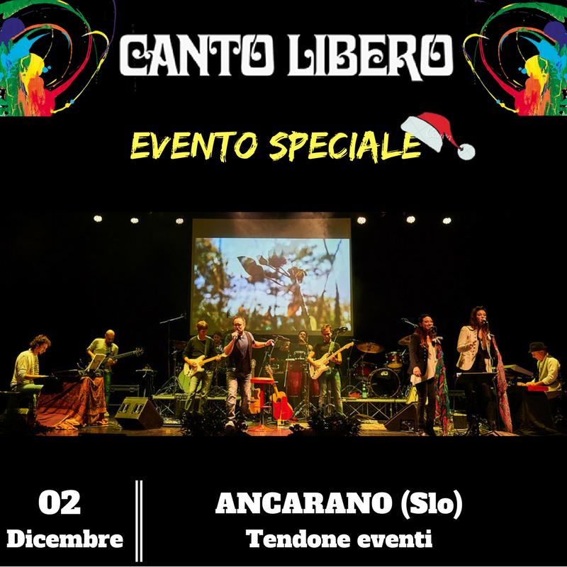 Canto Libero a Trieste 2017