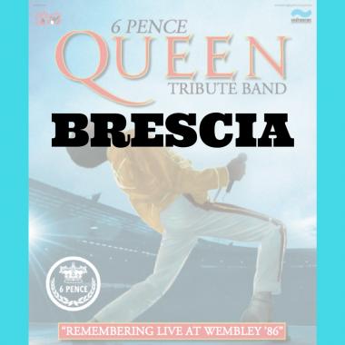 Queen Tribute / SPECIALE WEMBLEY '86 – Brescia