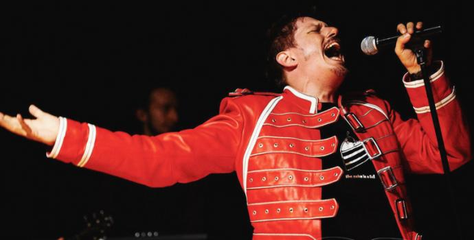 6 Pence – Queen tribute  apre l'estate live di GRADO (GO)