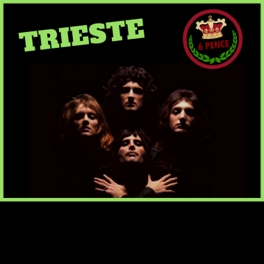 "6 Pence – Queen tribute ""The show must go on"" 