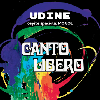 Canto Libero & Mogol – UDINE |