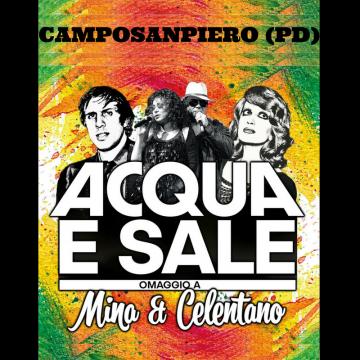 Acqua e sale – Camposampiero [ANNULLATO]