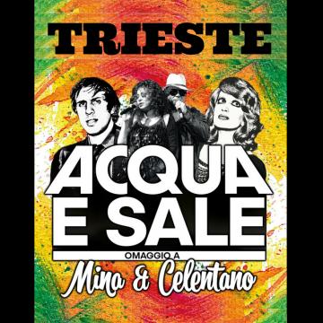 Acqua e sale – Trieste