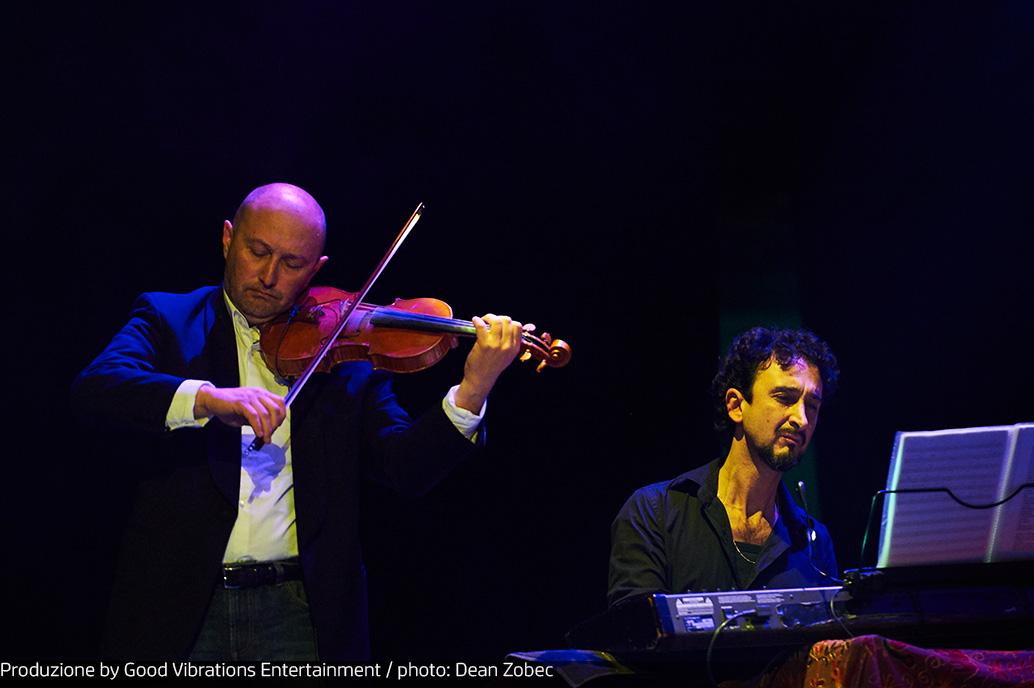 Canto Libero e Mogol, Teatro Rossetti