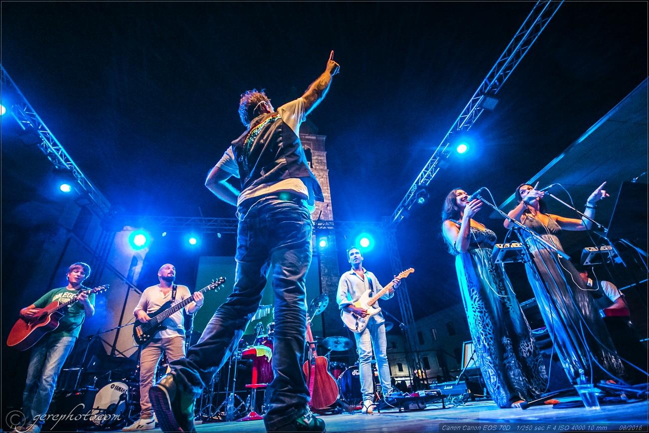 Canto Libero  – Summer tour 2016