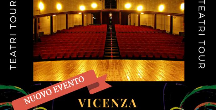 """Canto Libero"" Teatri Tour 2016/2017 – annuncio data a Vicenza"