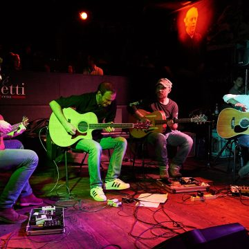 Acoustic guitar night – Trieste