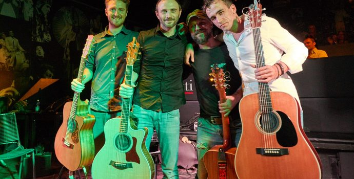 "Annuncio ""Acoustic guitar night"" a Trieste!"