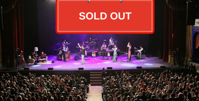 Canto Libero a Trieste: SOLD OUT
