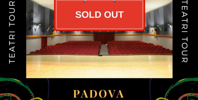 Canto Libero a Padova: SOLD OUT