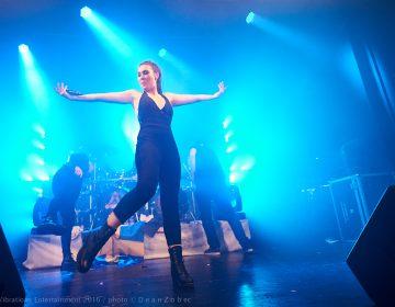 Amaranthe + guests  18/11/2016 @Teatro Miela – Trieste