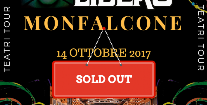 Canto Libero: sold out anche a Monfalcone!