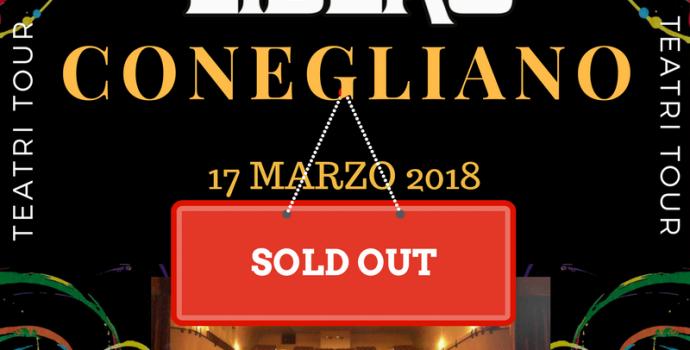 Canto Libero: date di Parma e Conegliano sold out in prevendita!