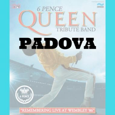 Queen Tribute / SPECIALE WEMBLEY '86 – Padova
