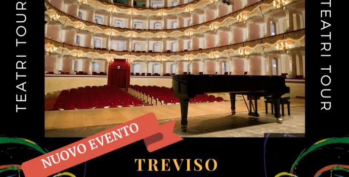 """""""Canto Libero"""" Teatri Tour 2016/2017 – annuncio data a Treviso"""