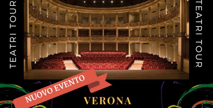 """""""Canto Libero"""" Teatri Tour 2016/2017 – annuncio data a Verona"""