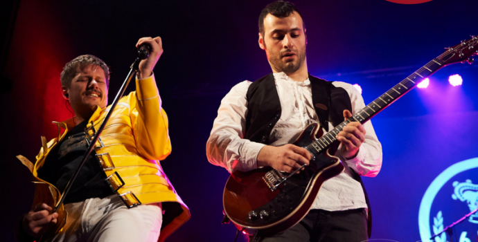 6 Pence – Queen tribute: Date estive 2018