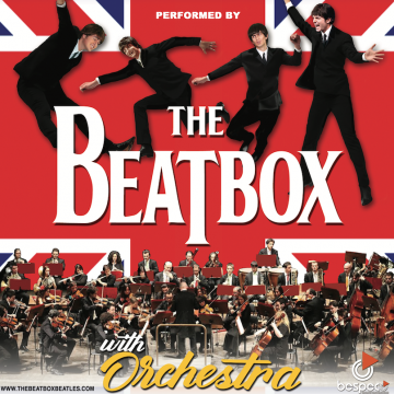 """The Beatbox with Orchestra """"The Beatles Show"""" 