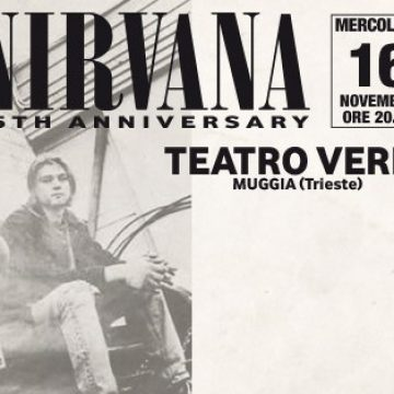 Nirvana 25th anniversary
