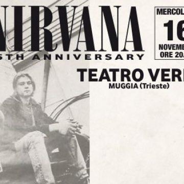 Nirvana 25th anniversary