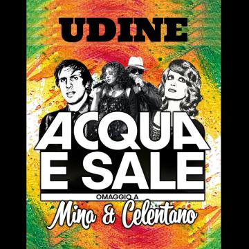 Acqua e sale | Udine
