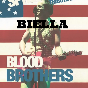 "[ANNULLATO] Blood Brothers | ""The Bruce Springsteen Show"" 