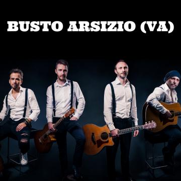 40 Fingers – guitar quartet | Busto Arsizio