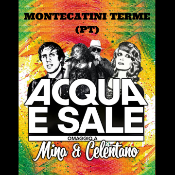 Acqua e sale | Montecatini Terme (PT)