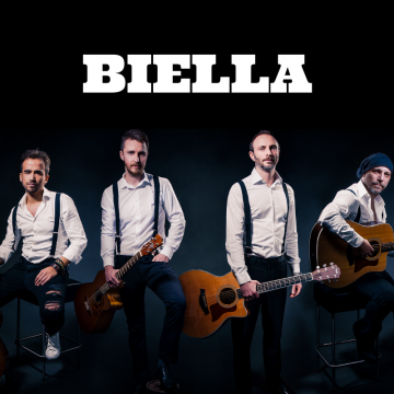 40 Fingers – guitar quartet | Biella