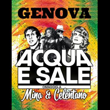 Acqua e sale | Genova