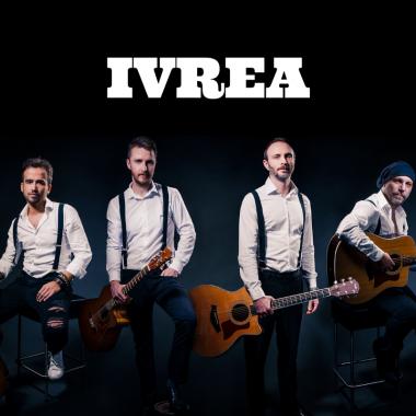 40 Fingers – guitar quartet | Ivrea
