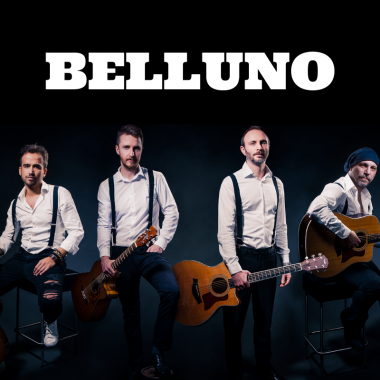 40 Fingers – guitar quartet | Belluno