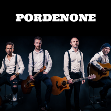 [ANNULLATO] 40 Fingers – guitar quartet | Pordenone