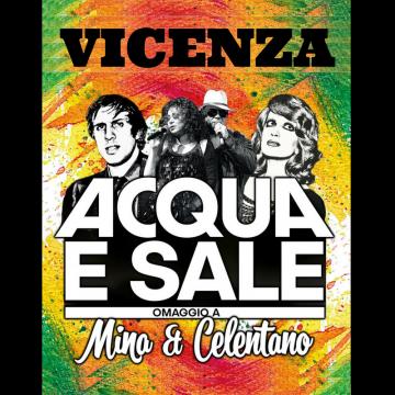 Acqua e sale – Vicenza