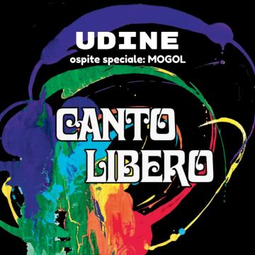 Canto Libero & Mogol – UDINE  