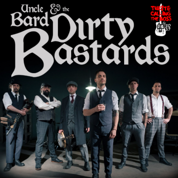 Uncle Bard & the Dirty Bastards + Bound for Glory | Trieste