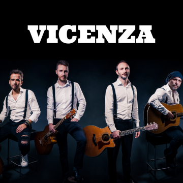 [ANNULLATO] 40 Fingers – guitar quartet | Vicenza