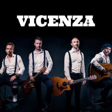 [ANNULLATO] 40 Fingers – guitar quartet | Vicenza