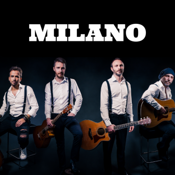 40 Fingers – guitar quartet | Milano
