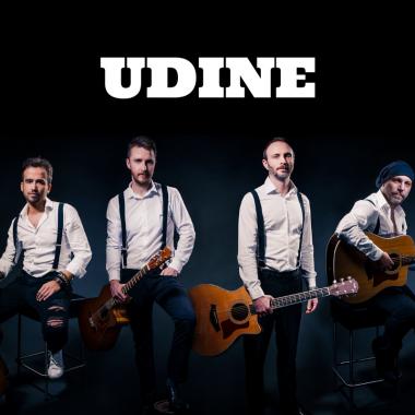[ANNULLATO] 40 Fingers – guitar quartet | Udine