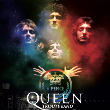"""6 Pence with NuVoices Choir """"The Queen Experience"""" 