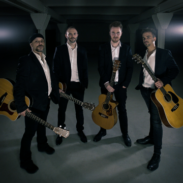 40 Fingers – guitar quartet | Trieste