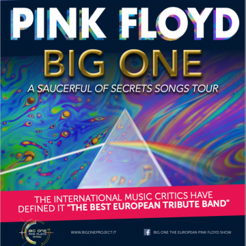 "Big One ""The European Pink Floyd Show"" | ZEVIO (VR)"