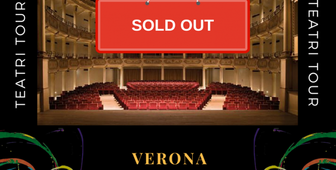 Canto Libero a Verona: SOLD OUT