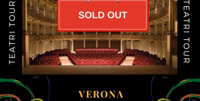 Canto Libero a Verona: SOLD OUT